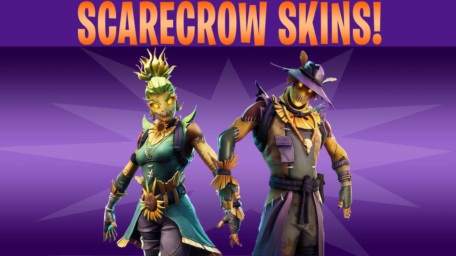 first halloween skins arrive, gliders and more! - fortnite news