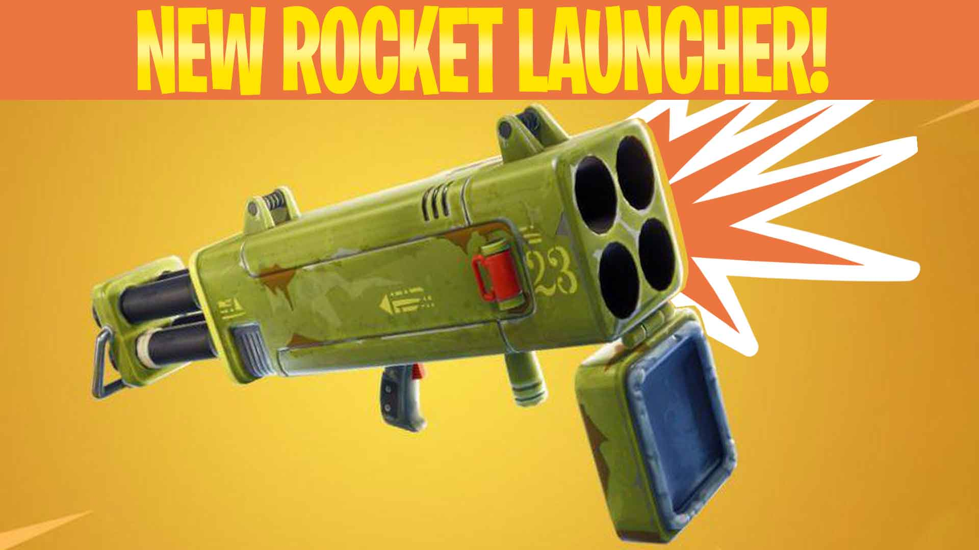 quad rocket launcher