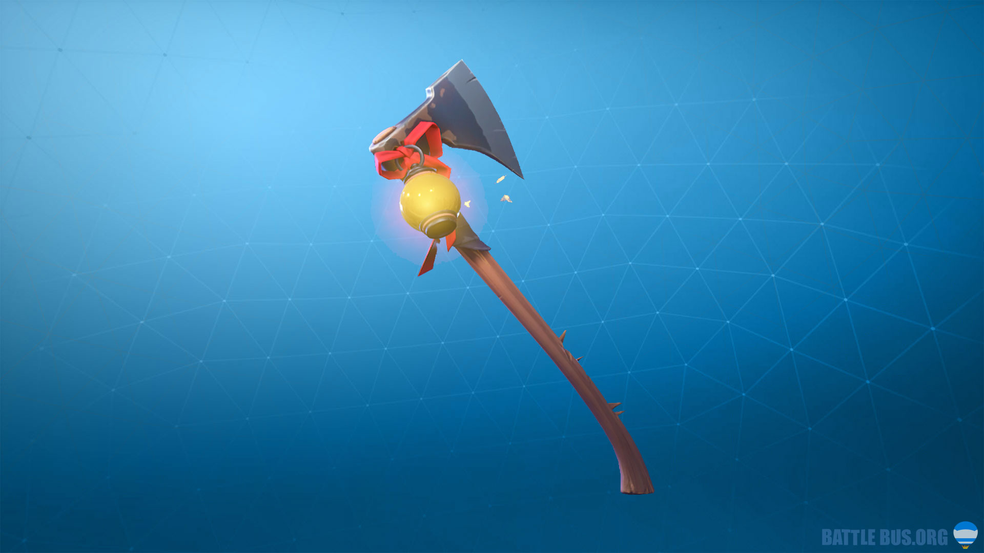 Guiding Glow Pickaxe Fortnite Weapon