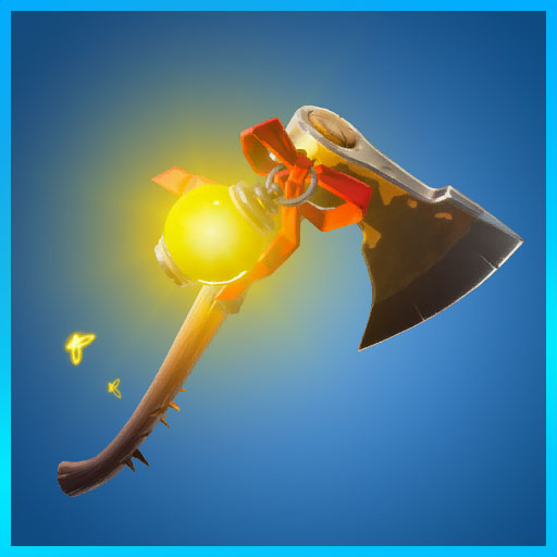 Guiding Glow Pickaxe Fortnite