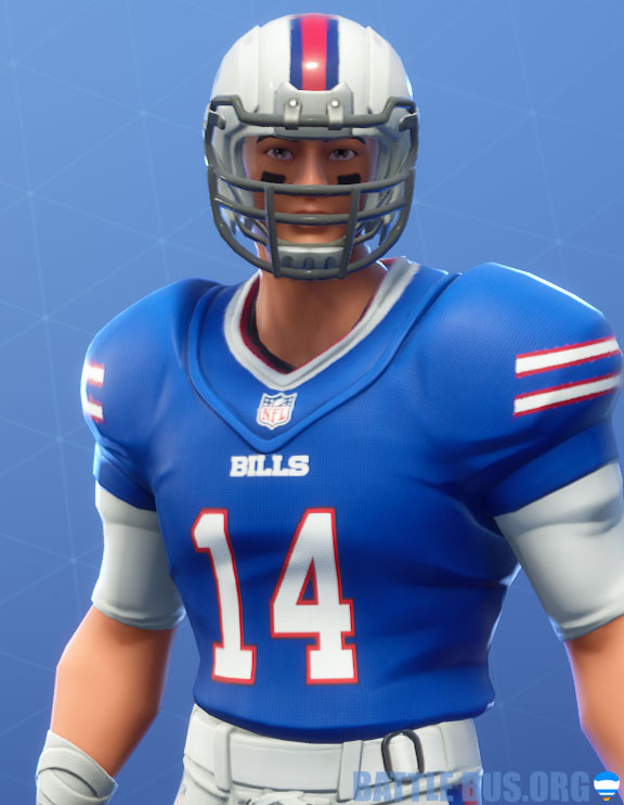 fortnite nfl buffalo bills outfit