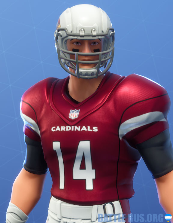fortnite nfl cardinals outfit