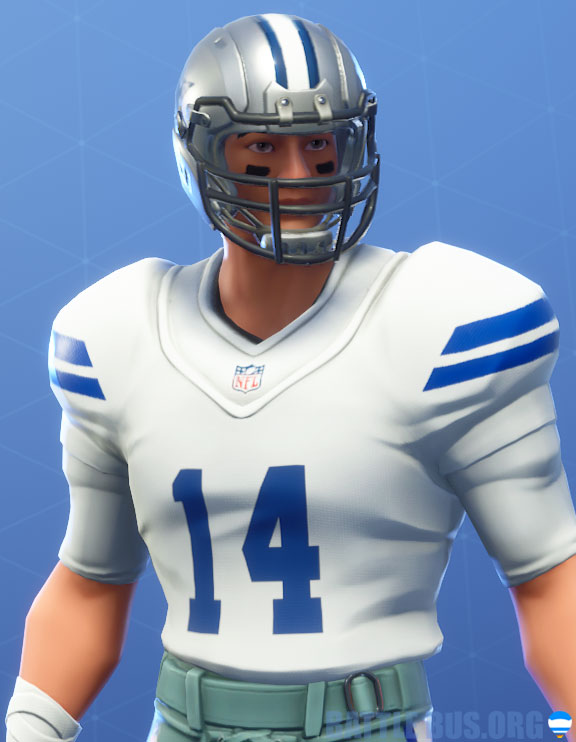 fortnite nfl dallas cowboys outfit