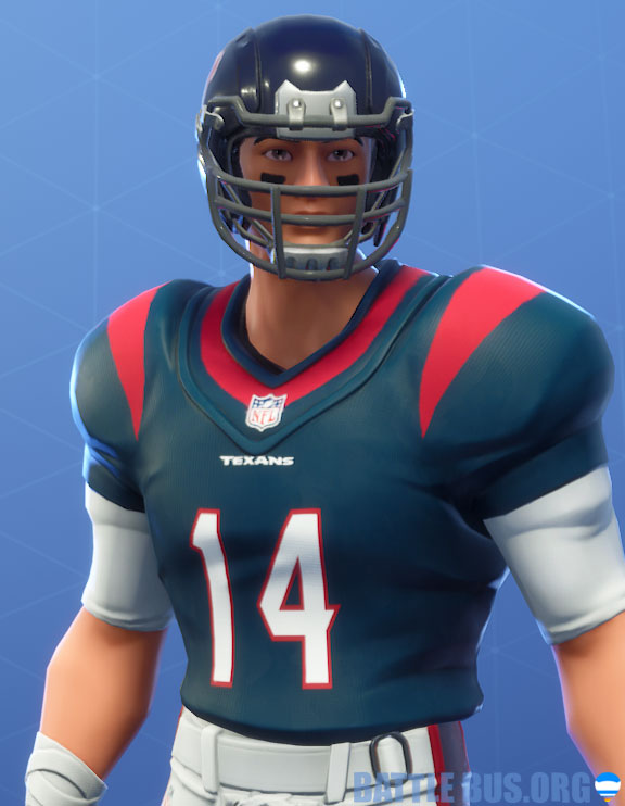 fortnite nfl Houston texans outfit