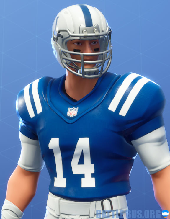 fortnite nfl Indianapolis colts outfit
