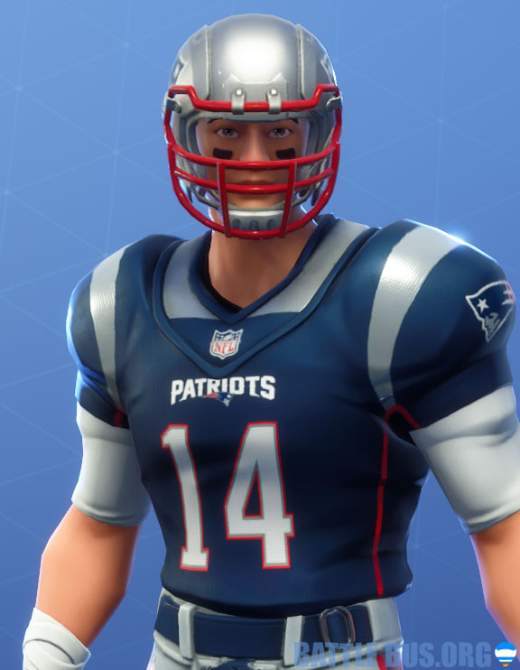fortnite nfl New England patriots outfit