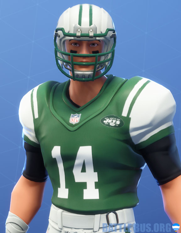 fortnite nfl new work jets outfit