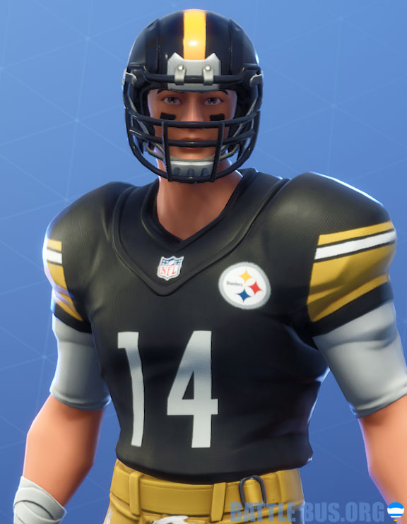 fortnite nfl Pittsburg steelers outfit