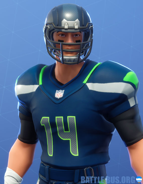 fortnite nfl Seattle Seahawks outfit