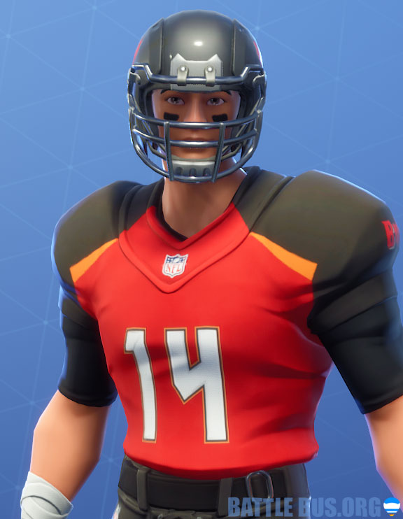 fortnite nfl Tampa bay buccaneers outfit