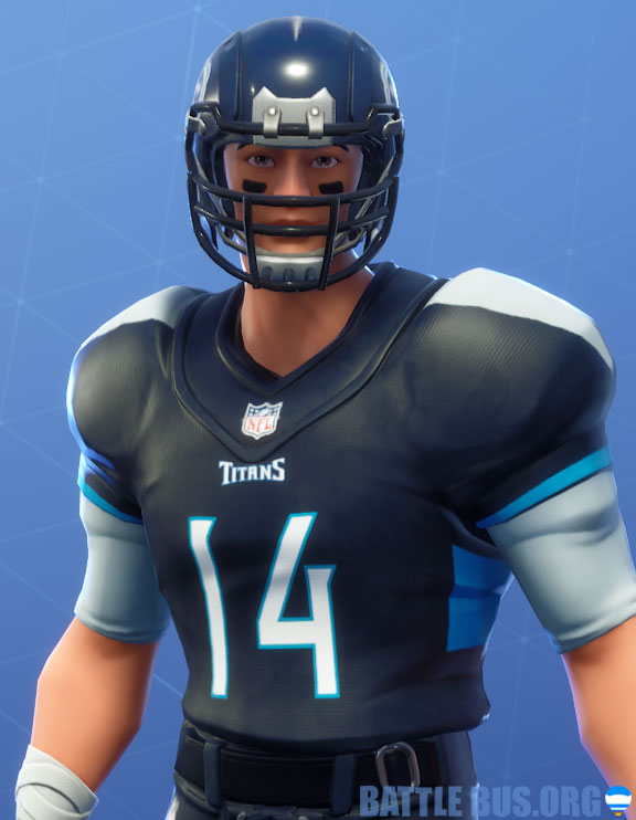 fortnite nfl Tennessee titans outfit
