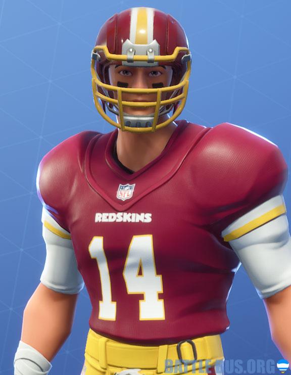 NFL Washington Redskins Fortnite