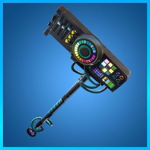 smash up pickaxe