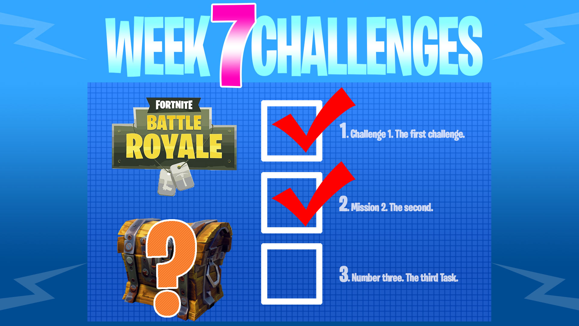 fortnite season 6 week 7 guide