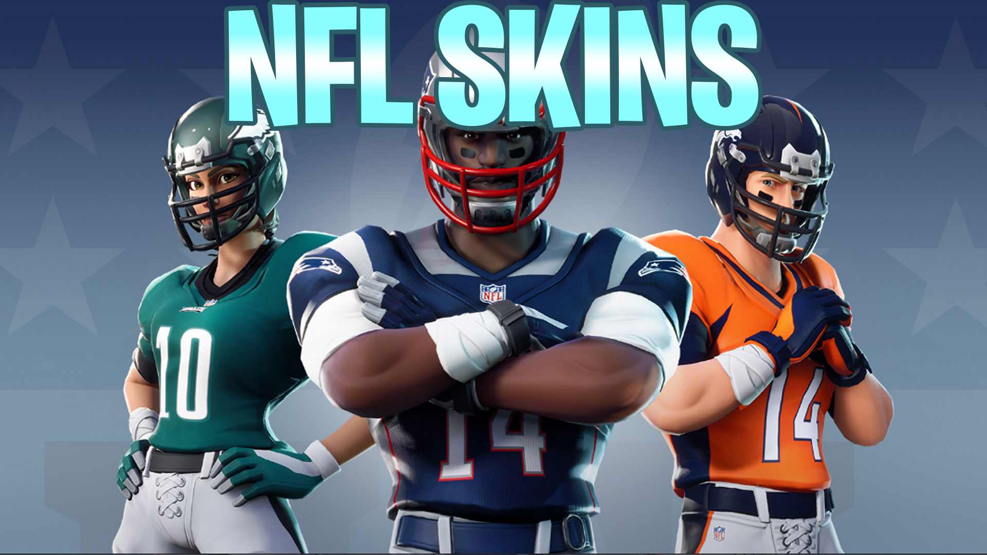 nfl fortnite outfits