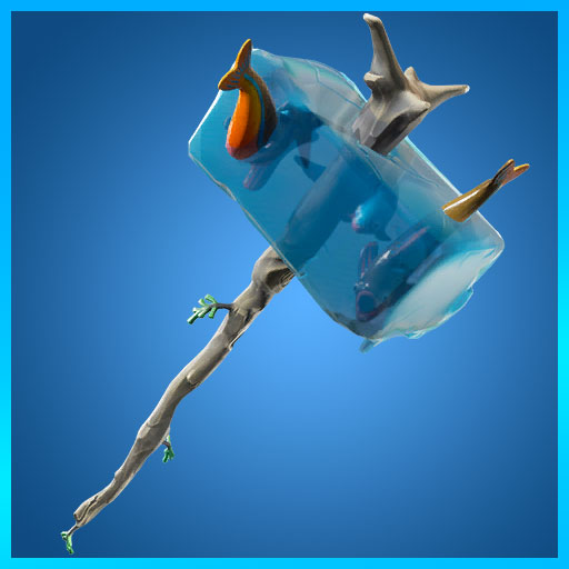 Abominable Axe Trog Pickaxe