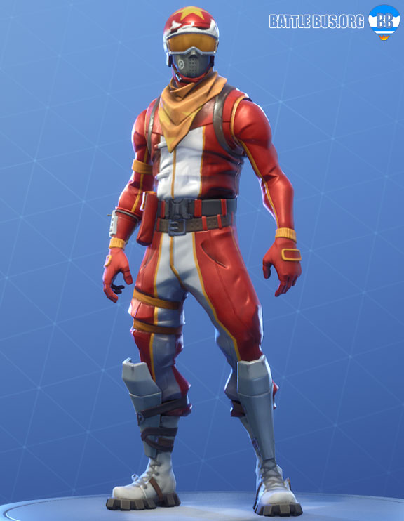 Alpine ace china outfit Fortnite