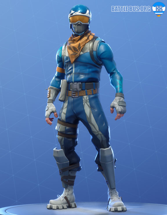 Alpine ace outfit fortnite