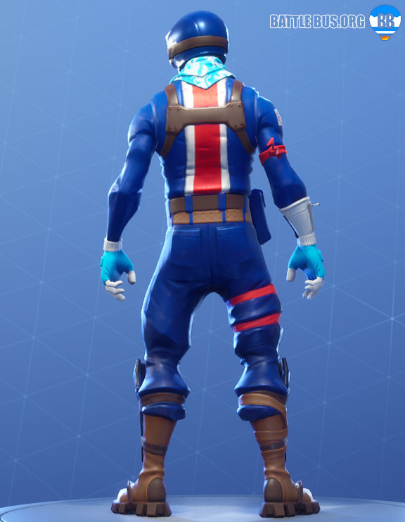 alpine ace outfit fortnite UK Great Britain