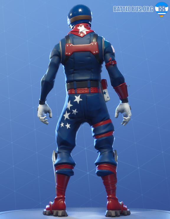 Alpine ace USA outfit fortnite