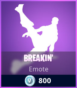 Breakin' Emote