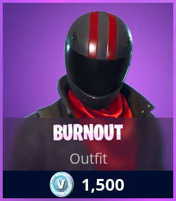 Burnout Fortnite