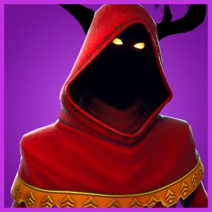 Cloaked Shadow Fortnite Outfit