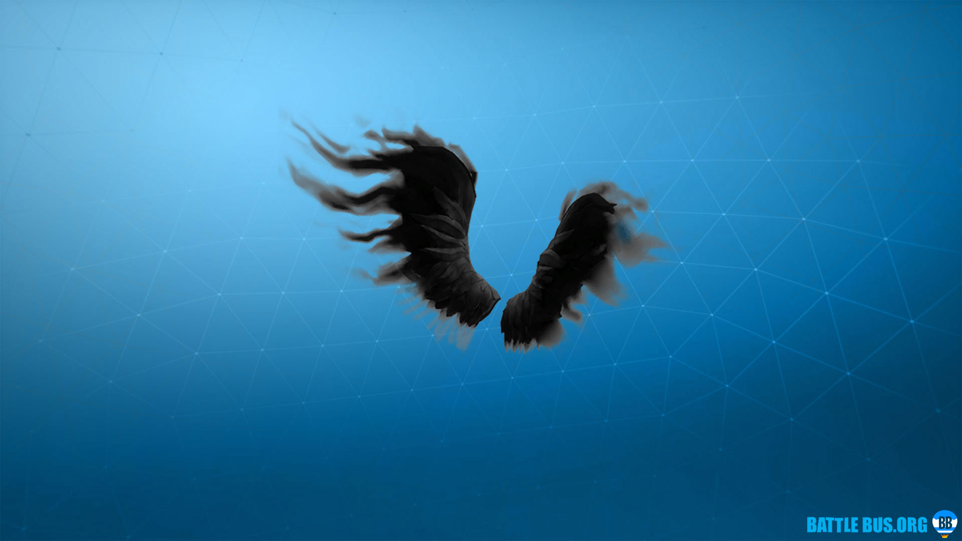 Shadow Wings Fortnite Back Bling