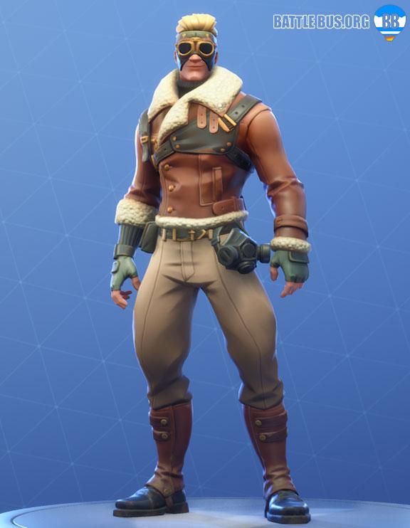 Cloudbreaker fortnite outfit