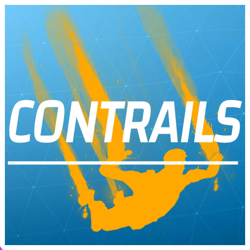 fortnite contrails