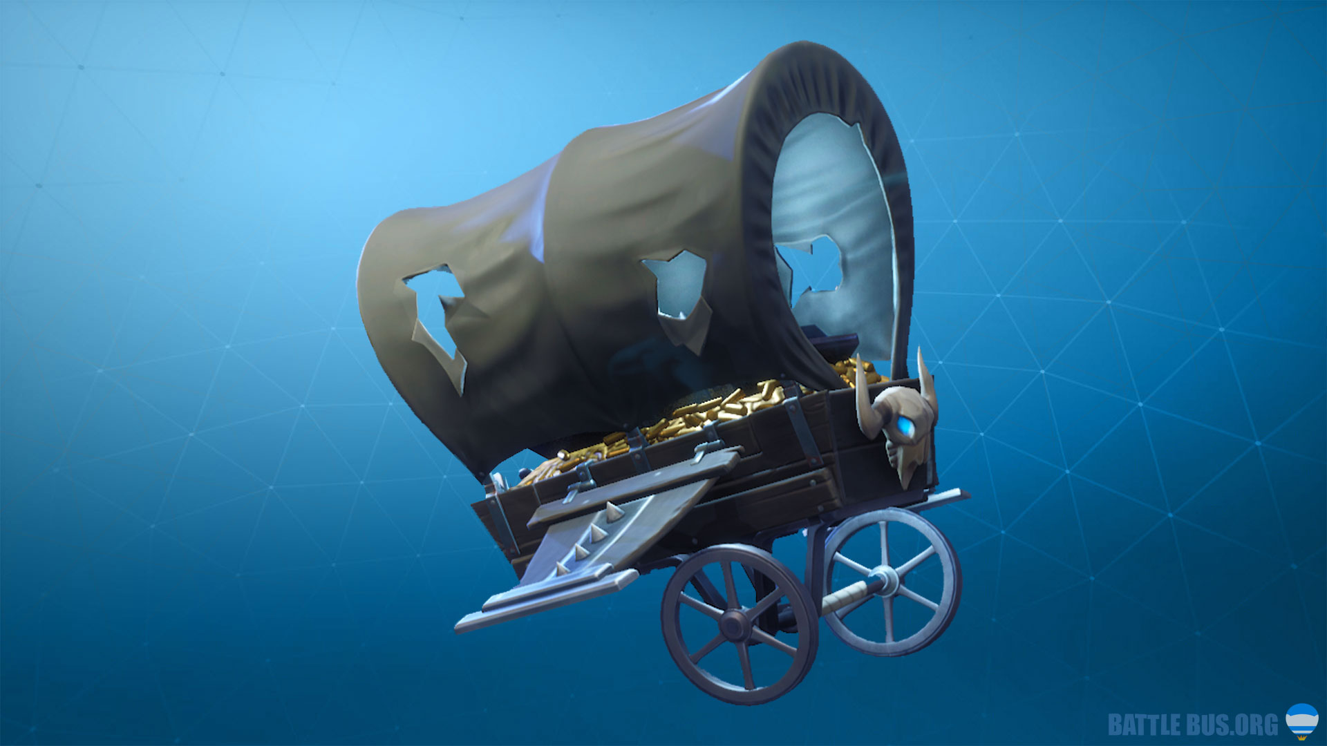 Covered Crusader Glider Fortnite