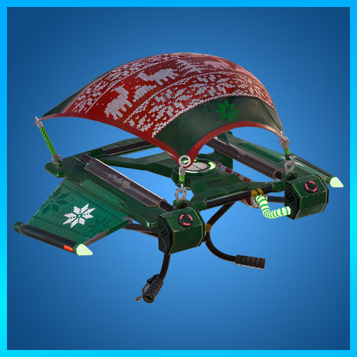 Cozy Coaster Christmas Glider