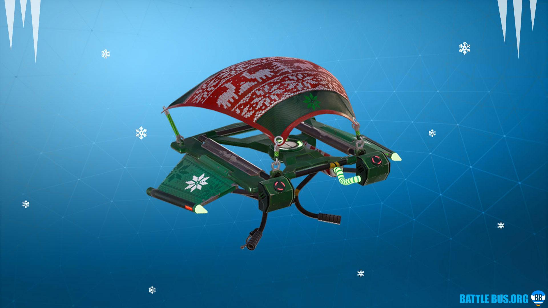Cozy Coaster Glider Fortnite