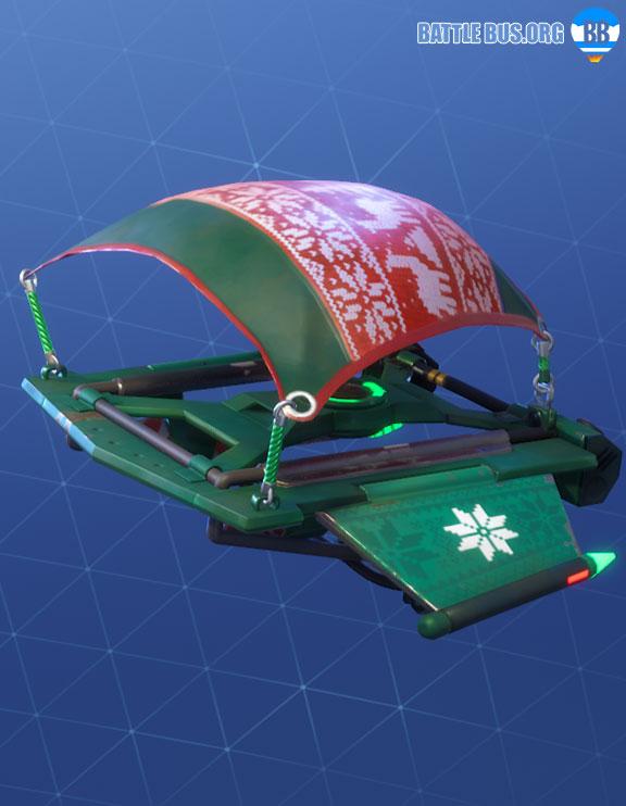 Cozy Coaster Glider
