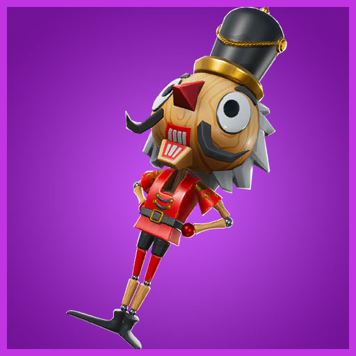 Crackshot Snackshot Back Bling