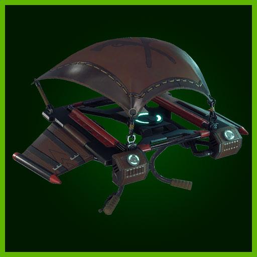 crossfire glider