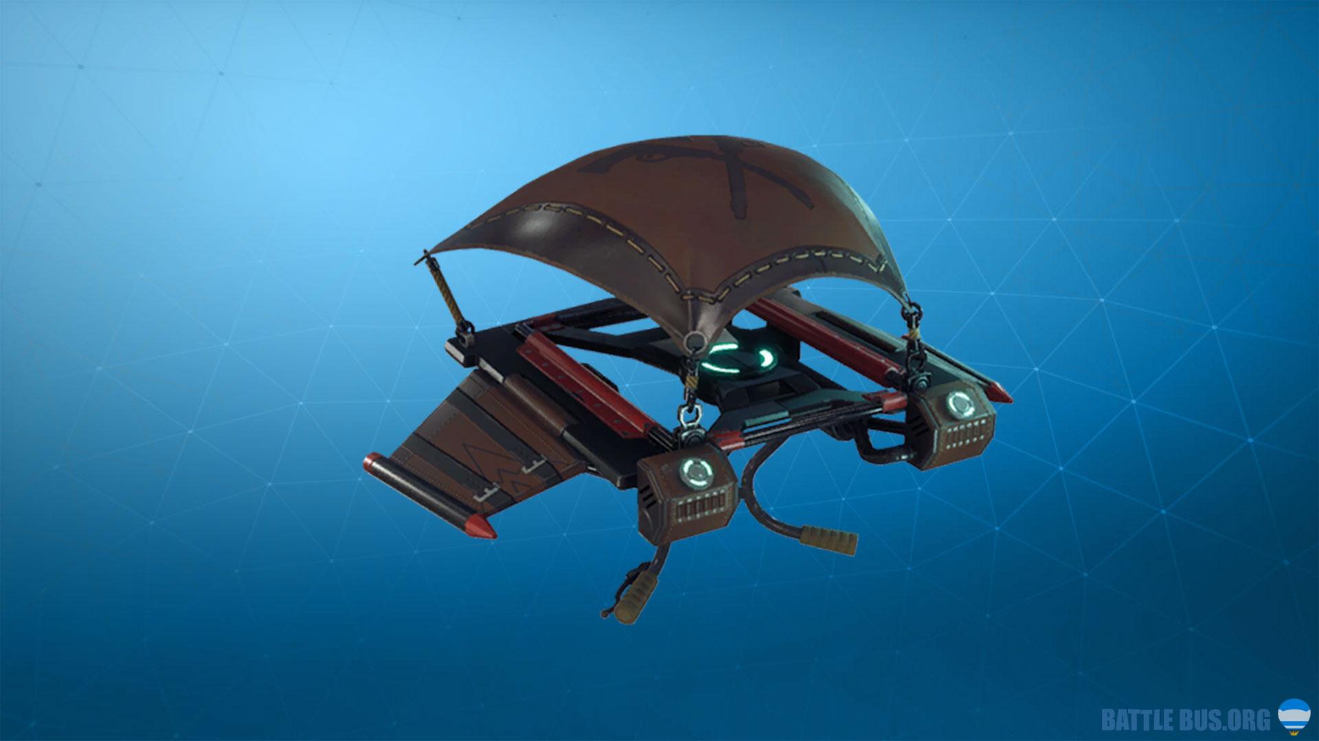 Crossfire Glider Fortnite