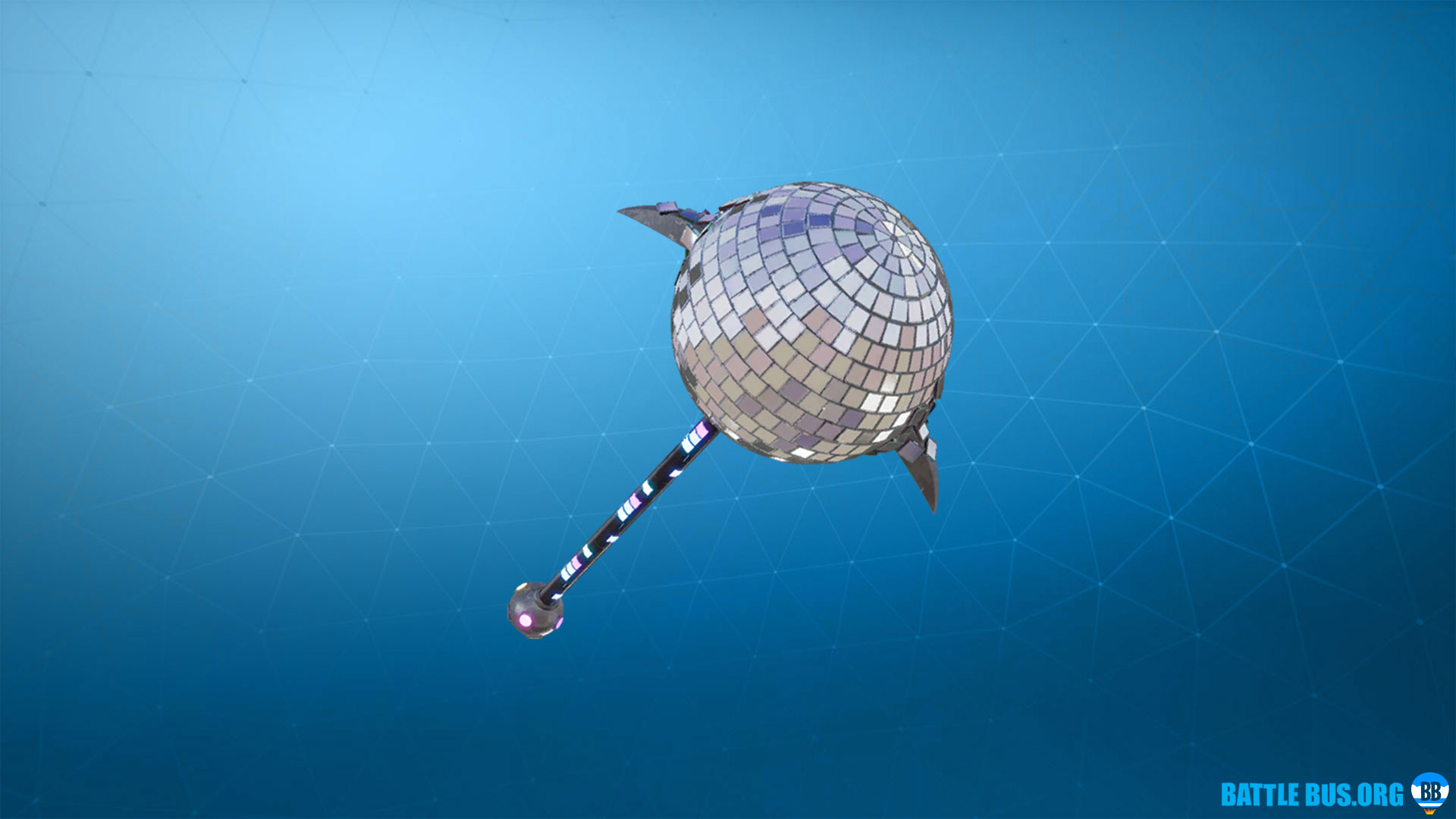 Disco Brawl Fortnite Pickaxe