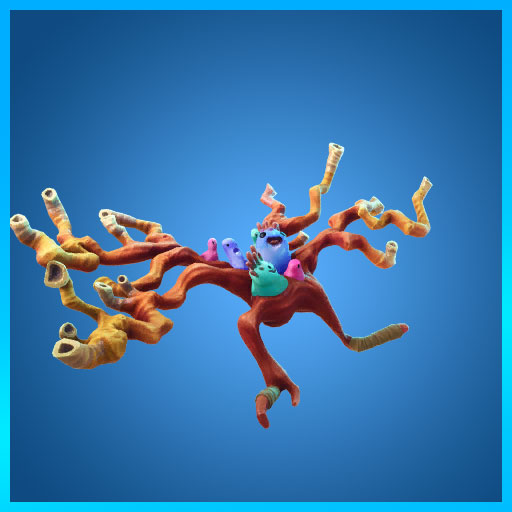Fishstick Glider Fortnite Coral Cruiser