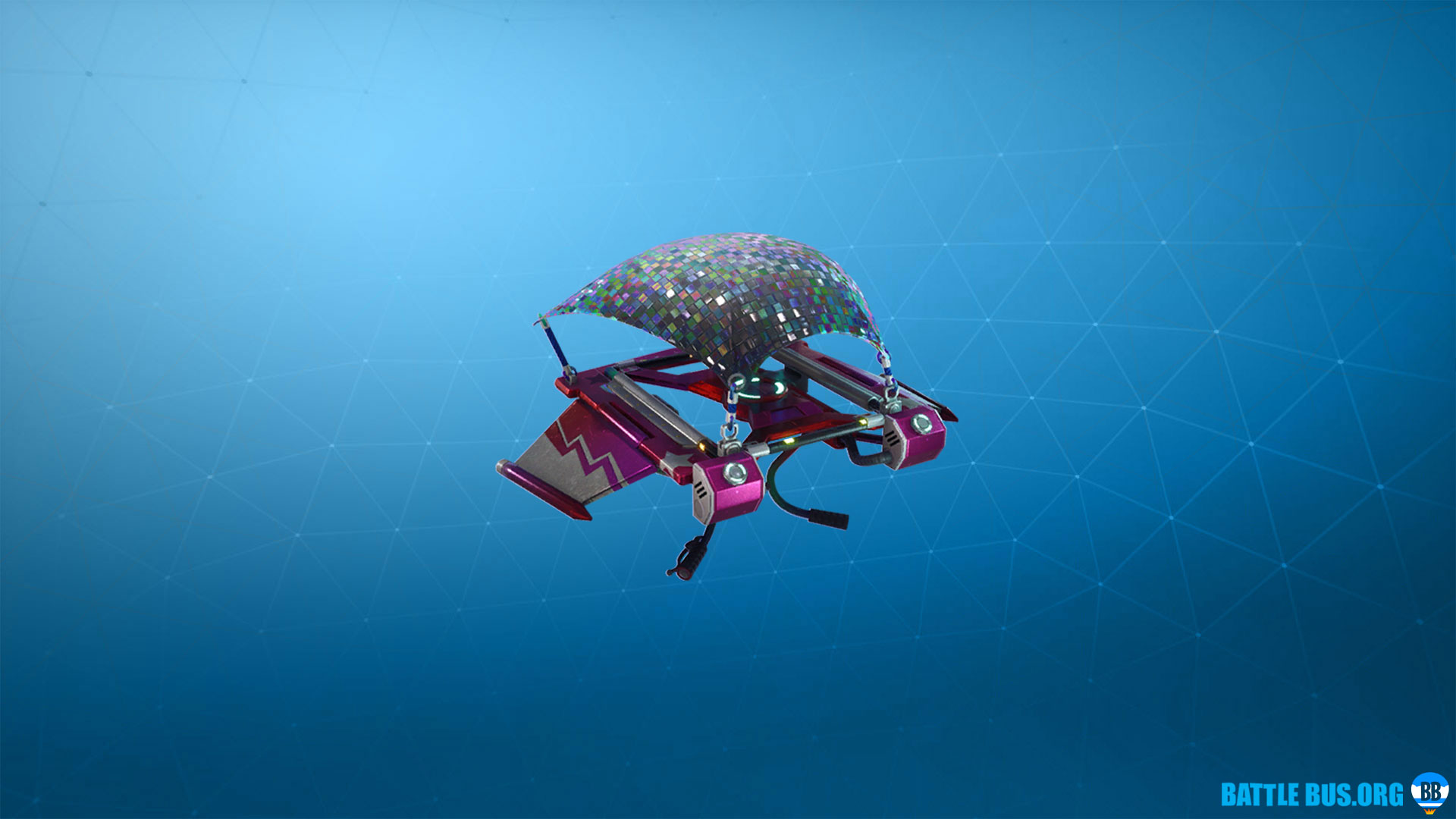 Get Down! Fortnite Glider