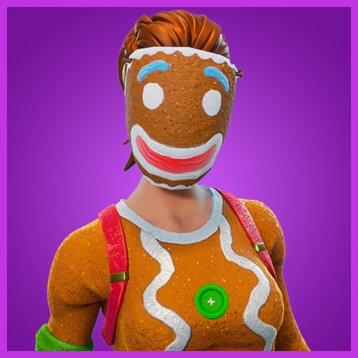 Ginger Gunner fortnite