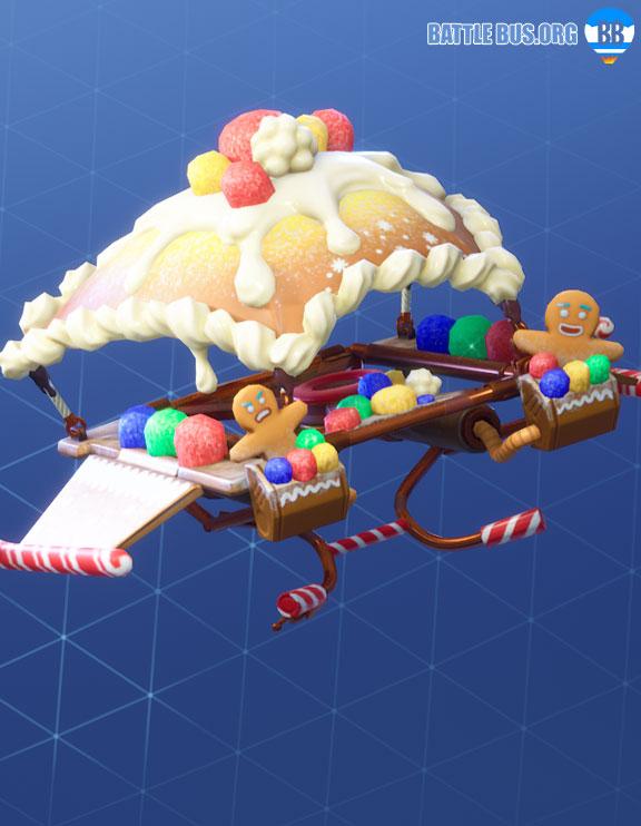 gingersled glider fortnite