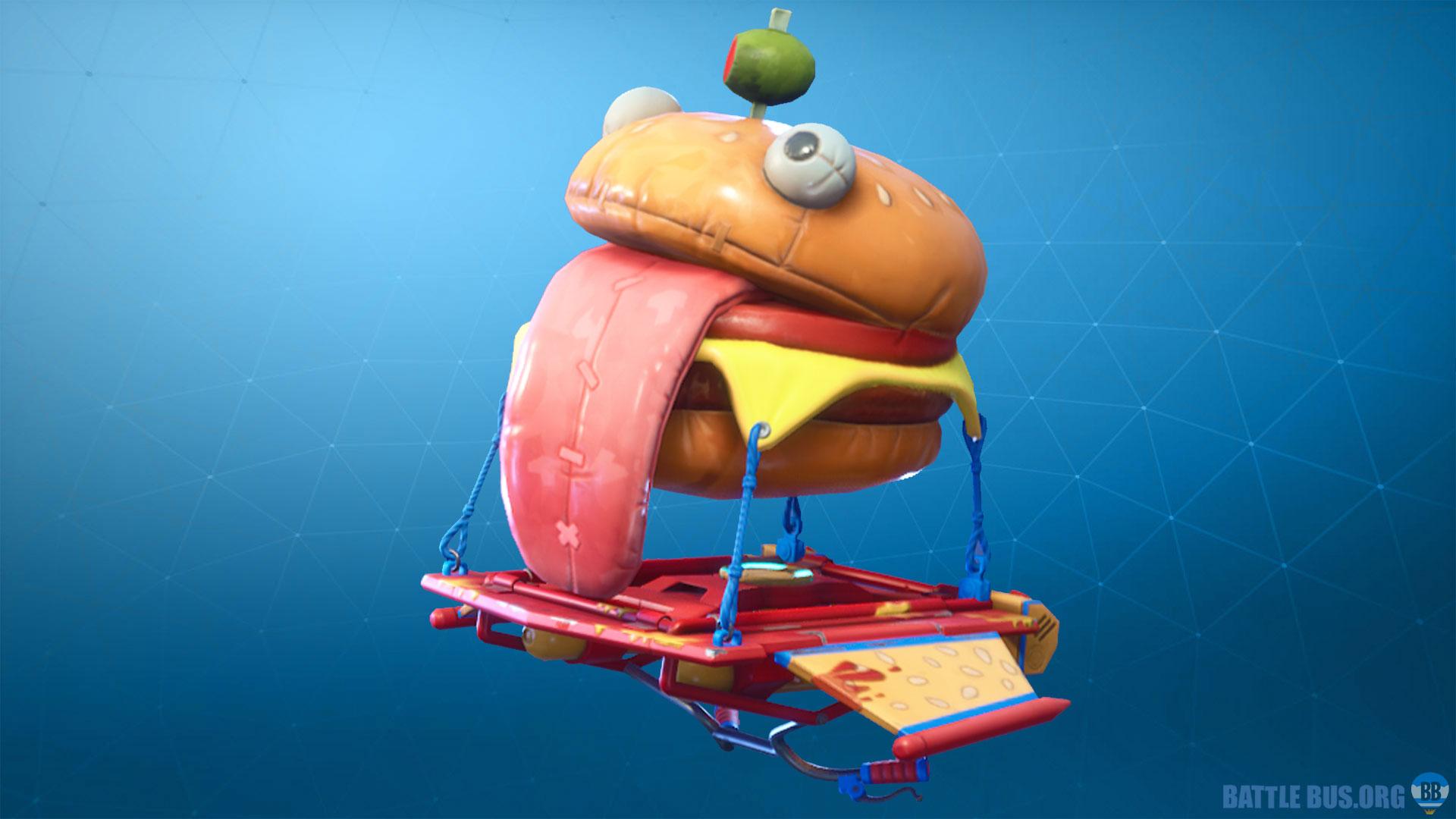 Glidurrr Glider fortnite Durrr Burger