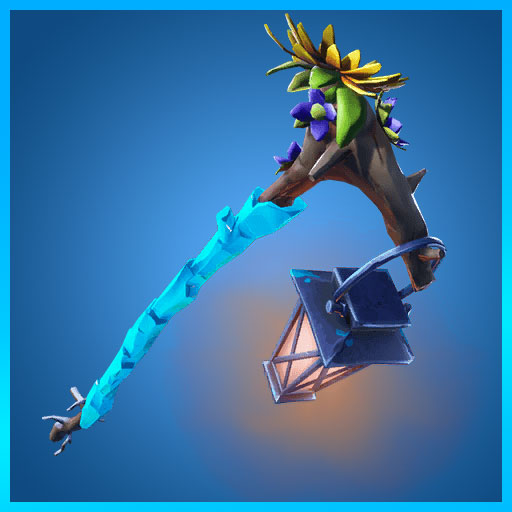 Gnome Pickaxe Cold Snap Fortnite