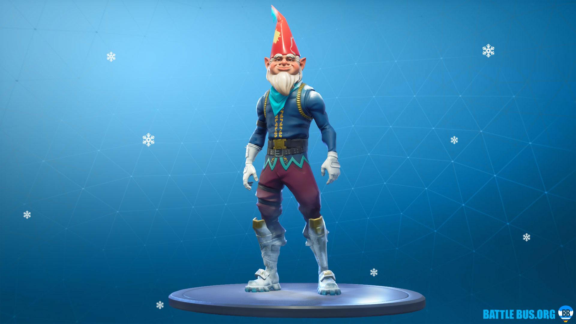 Grimbles Gnome