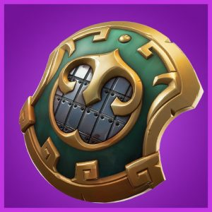 loyal shield back bling
