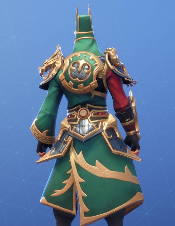 Guan Yu Loyal Shield Fortnite Epic