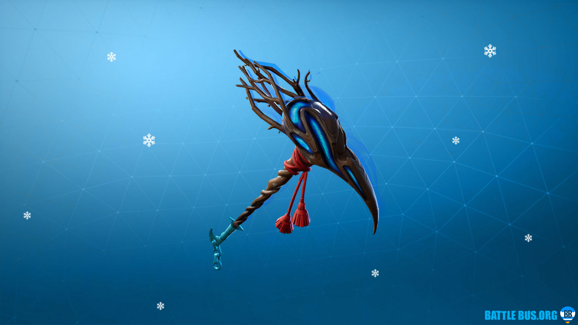 brat catcher Krampus pickaxe