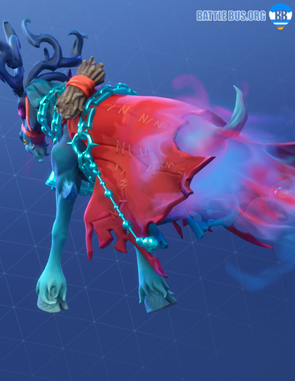 Krampus' Little Helper skin