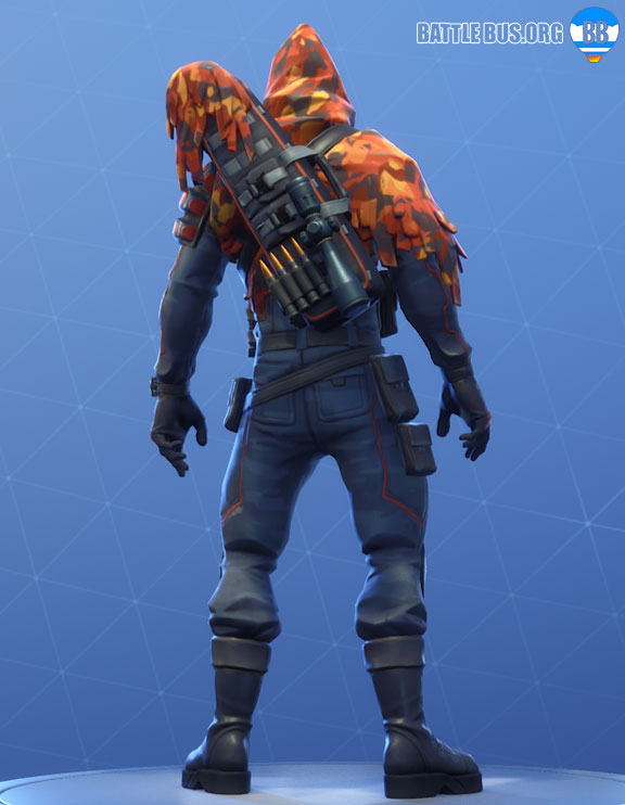 Longshot Scope Satchel back bling